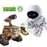 тест Царство растения