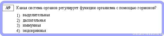 вопрос А9 ГИА