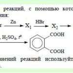 генетическая связь органических соединений