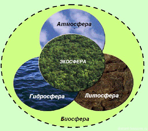 Экосфера экологическая оболочка земли картинки всех